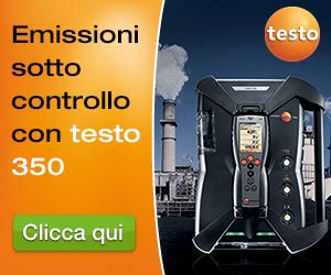 Emissioni sotto controllo con Testo 350